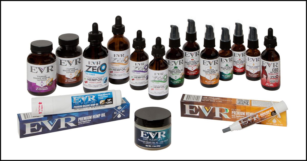 Cannabidiol (CBD) Products Family